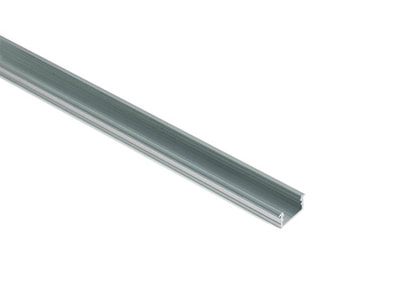 Recessed aluminium profile for lights