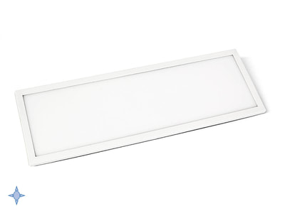 Rectangle flat light