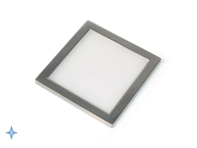Square flat light