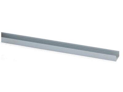 Surface mounted aluminium profile for lights